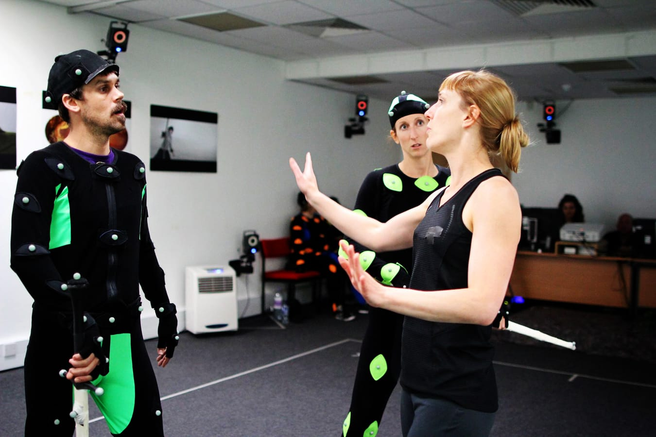 Motion capture Archives - Cornelia Dworak - Stuntwoman, Fight